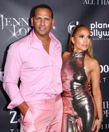 Jennifer Lopez ended her three year Vegas residency, thanked Diddy and A. Rod