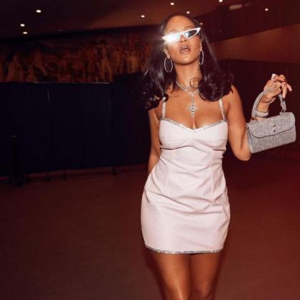 Rihanna Still Exists