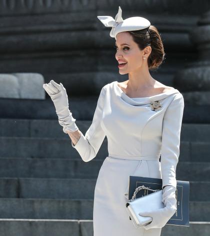 Angelina Jolie organized a film festival featuring films about war-zone rape