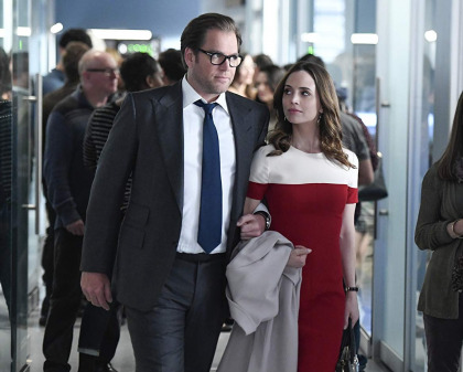 Eliza Dushku was paid $9.5 million after Michael Weatherly harassed her
