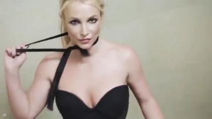 Britney Spears Is Jacked