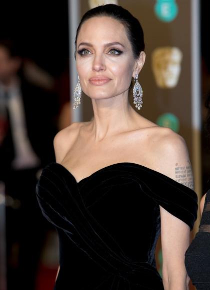 Angelina Jolie on 'narrow nationalism?: 'I am a patriot but I am also an internationalist'