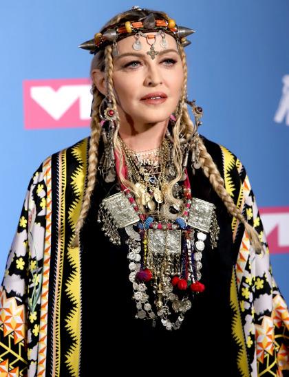 Madonna suddenly has a Khloe Kardashian-esque Pinocchio Butt