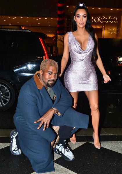 Kim Kardashian & Kanye West are expecting their fourth child, a boy, via surrogacy