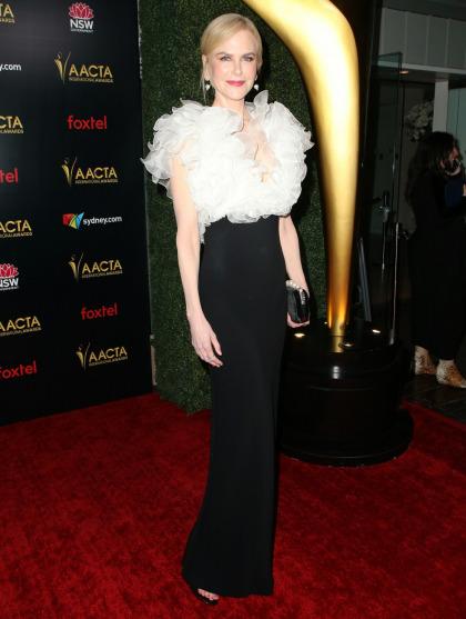 2019 Golden Globes Open Post: Hosted by Nicole Kidman's Renaissance
