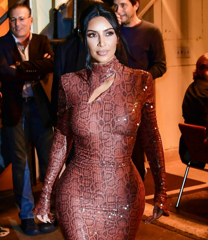 Kim Kardashian reveals her 'secret' to wrinkle-free smooth skin: 'Don't smile'