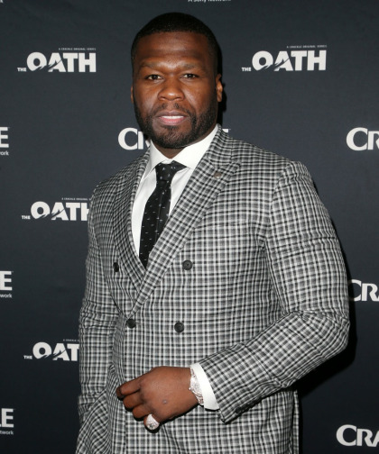 50 Cent just learned that a NYPD cop told officers to 'shoot him on sight' last year