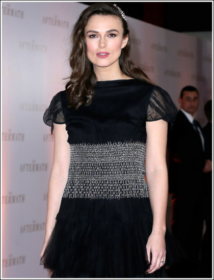 Keira Knightley Still Looking All Kinds Of Ridiculously Stunning