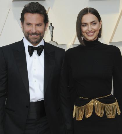 Irina Shayk was unbothered by Lady Gaga & Bradley Cooper's Oscar performance
