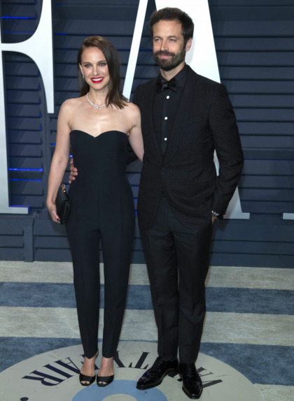 Natalie Portman in a Dior jumpsuit at the VF Oscar party: cute or twee?