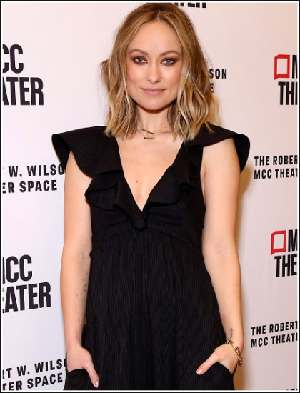 Olivia Wilde Unleashes Her Sexy Braless Cleavage!