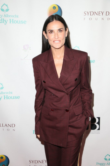 Demi Moore on her daughters: 'I?m getting more insights from them than I?m giving'