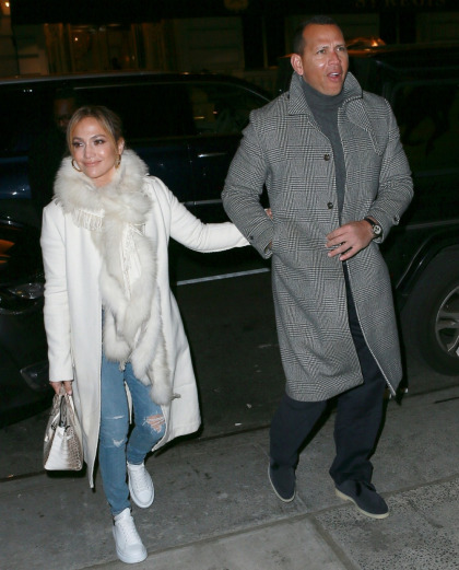 Jennifer Lopez on A-Rod: 'He knows my dreams and I know his dreams'