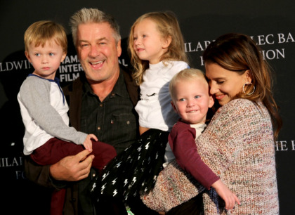 Alec Baldwin doesn't want any more babies: 'When my kids graduate school, I?ll be 85'