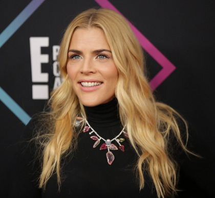 Busy Philipps got a f-k em tattoo, teaches daughters those are words to live by