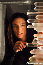 Celebrity Photo: Claudia Black 300x450   41 kb Viewed 576 times @BestEyeCandy.com Added 2506 days ago