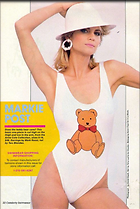 Celebrity Photo: Markie Post 492x734   62 kb Viewed 1.450 times @BestEyeCandy.com Added 1454 days ago