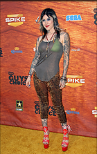 Celebrity Photo: Kat Von D 1280x2041   754 kb Viewed 319 times @BestEyeCandy.com Added 1140 days ago