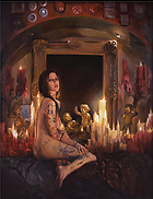 Celebrity Photo: Kat Von D 384x500   84 kb Viewed 666 times @BestEyeCandy.com Added 1473 days ago