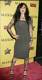 Celebrity Photo: Kat Von D 1579x3000   717 kb Viewed 230 times @BestEyeCandy.com Added 1170 days ago