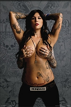 Celebrity Photo: Kat Von D 300x450   65 kb Viewed 919 times @BestEyeCandy.com Added 1441 days ago