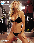 Celebrity Photo: Victoria Pratt 480x600   82 kb Viewed 577 times @BestEyeCandy.com Added 2725 days ago