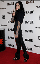 Celebrity Photo: Kat Von D 2550x4064   915 kb Viewed 324 times @BestEyeCandy.com Added 1097 days ago